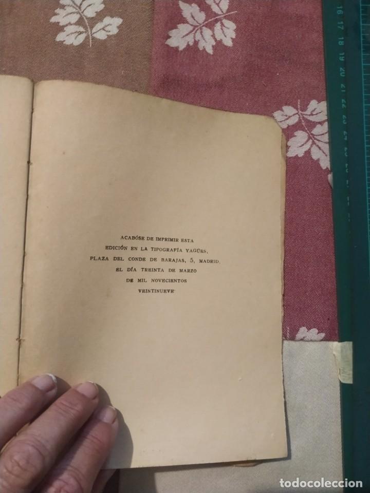 Libros antiguos: MATEO ALEMÁN. GUZMÁN DE ALFARACHE. COLECCIÓN AUTORES REGOCIJADOS. AGUILAR 1929. - Foto 4 - 210710234