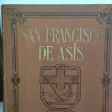 Libri antichi: SAN FRANCISCO DE ASÍS 1926. Lote 212005536