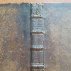 Libri antichi: 1730 VIDA Y VIRTUDES DE LA VENERABLE VIRGEN SOR JOSEPHA BERRIDE - PEDRO LÓPEZ Y FRANCO. Lote 212201285