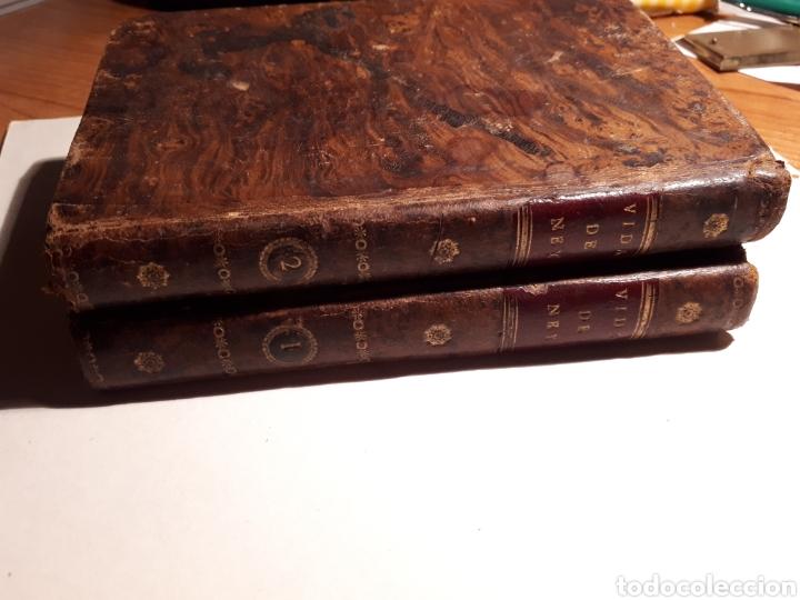 Libros antiguos: LA VIDA DEL MARICAL NEY, DUQUE DE ELCHINGEN. TRADUCIDO POR MANUEL GÓMEZ VERGARA. - Foto 5 - 212232786