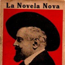 Libros antiguos: POMPEIUS GENER : LA TAVERNA INTEL.LECTUAL (LA NOVELA NOVA, 1917) - CATALÁN. Lote 215137628