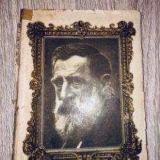 Libros antiguos: TOMÁS BRETÓN. VIDA Y OBRA. (FIRMADO POR EL AUTOR) - ÁNGEL S. SALCEDO MADRID - 1924. Lote 219343848