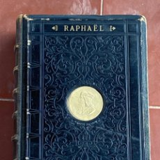 Libros antiguos: RAFAEL PAR EUGENE MUNTZ. Lote 221485941