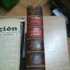 Libros antiguos: CATHERINE II DE RUSSIE. WALISZEWSKI (K.) PARIS 1914. Lote 222695301
