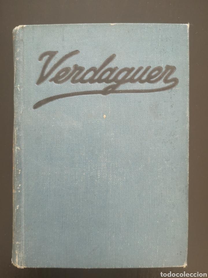 Libros antiguos: LOS GRANDES HOMBRES. VERDAGUER. VALERIO SERRA Y BOLDÚ. HYMSA, 1932. 3000 EJEMPLARES. - Foto 2 - 222576982