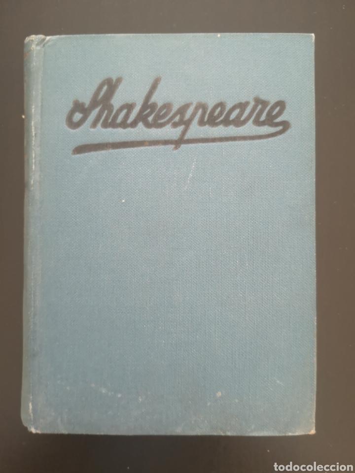 Libros antiguos: LOS GRANDES HOMBRES. SHAKESPEARE. CONSTANTIN - WEYER. MIGUEL TOLEDANO. HYMSA, 1930. - Foto 2 - 222578190
