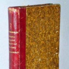 Libros antiguos: HISTORIA DE JUAN SEBASTIAN DEL CANO. Lote 224508297