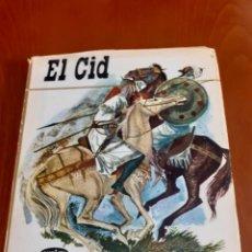 Libros antiguos: LIBRO EL CID EDICION ESPECIAL DE 1963 , ENVIO GRATUITO. Lote 225752450