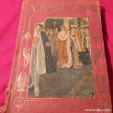 Libros antiguos: NAPOLEÓN. JOSÉ POCH NOGUER. ED ARALUCE. 1934.. Lote 226392400