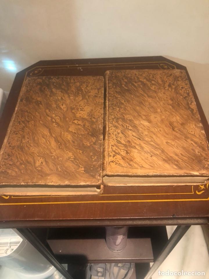 Libros antiguos: Tomo 1 y 2 de la novela de Cervantes 1859 - Foto 4 - 227942095