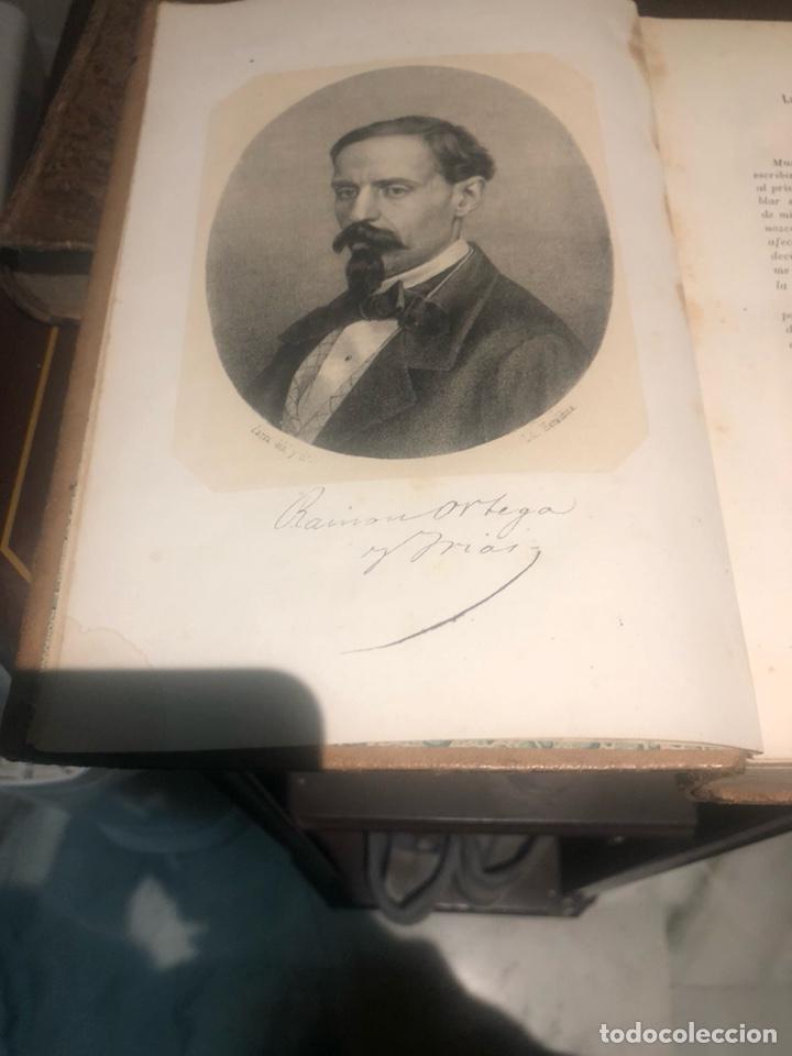 Libros antiguos: Tomo 1 y 2 de la novela de Cervantes 1859 - Foto 11 - 227942095