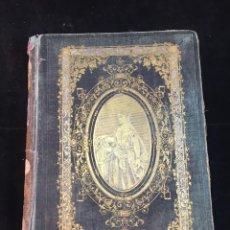 Libros antiguos: LES FEMMES DE LA BIBLE, PARIS, LIBRAIRIE DE GARNIER FRÈRES 1847. TEXTE PAR L'ABBÉ G. DARBOY. FRANCÉS. Lote 229004925