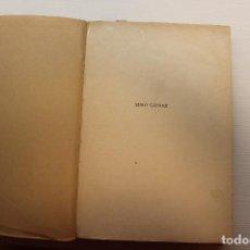 Libros antiguos: SIMÓ GÒMEZ, HISTÒRIA VERÍDICA D'UN PINTOR DEL POBLE SEC. FELIU ELIAS, 1913, RÚSTICA. Lote 229673285