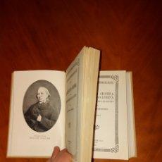 Libros antiguos: CONCEPCIÓN ARENAL + CRISTINA DE HASBURGO LORENA PRIMERA EDICIÓN 1933 HISPANOAMERICANAS. Lote 233555425