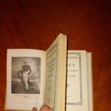 Libros antiguos: FRUCTUOSO RIVERA + BOBES PRIMERA EDICIÓN 1933 VIDAS ESPAÑOLAS E HISPANOAMERICANAS SIGLO XIX. Lote 233556390