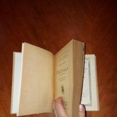 Libros antiguos: ESPARTERO OLOZAGA AURELIO MATILLA 1933 CIAP + ESPARTERO GENERAL DEL PUEBLO 1933 FIRMADO PRIMERA EDI. Lote 233576990