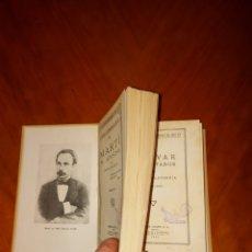 Libros antiguos: MARTÍ EL APOSTOL PRIMERA EDICIÓN 1933 + BOLIVAR EL LIBERTADOR SEGUNDA EDICIÓN 1932 ESPASA CALPE. Lote 233579945