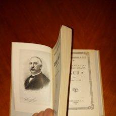 Libros antiguos: GERMÁN GAMAZO 1942 + CÈSAR SILIO MAURA 1934 ESPASA CALPE. Lote 233585350