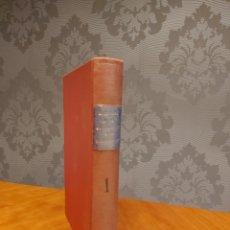 Livres anciens: DE LA REVOLUCIÓN A LA RESTAURACIÓN TOMO I MARQUÉS DE LEMA 1927 EDITORIAL VOLUNTAD. Lote 233885485
