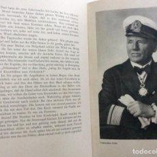 Libros antiguos: COMMODORE ROLIN. MEIN LEBEN AUF DEM OZEAN, 1934. EN ALEMÁN. Lote 235093190