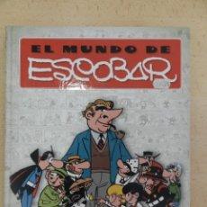 Libros antiguos: CENTENARIO DE JOSÉ ESCOBAR, CREADOR DE CARPANTA Y DE ZIPI Y ZAPE. Lote 235803600