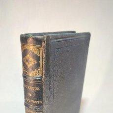 Libros antiguos: LE PLUTARQUE DE LA JEUNESSE OU ABRÉGÉ DES VIES DES PLUS GRANDS HOMMES. PIERRE BLANCHARD. 1865.. Lote 236336300