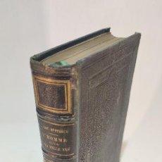 Libros antiguos: L´HOMME DEPUIS CINQ MILLE ANS. S. HENRY BERTHOUD. ILLUSTRATIONS DE YAN DARGENT. PARÍS. CIRCA 1900.. Lote 236343240