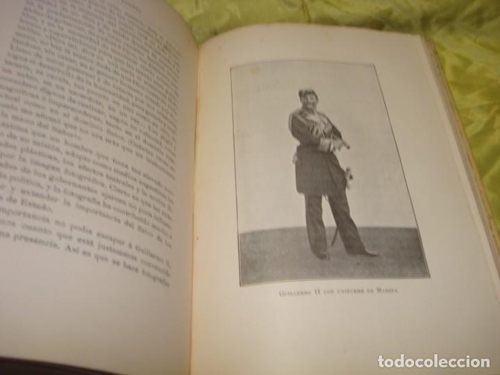 Libros antiguos: EL EMPERADOR GUILLERMO II INTIMO. JUAN B. ENSEÑAT. MONTANER Y SIMON, 1910. ILUSTRADO - Foto 2 - 242358210