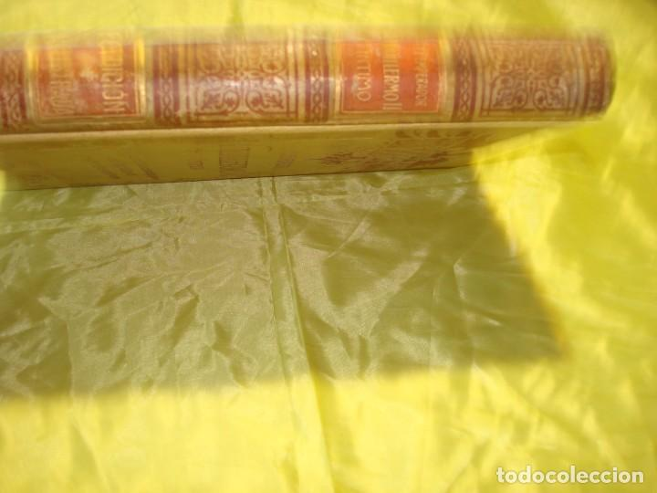 Libros antiguos: EL EMPERADOR GUILLERMO II INTIMO. JUAN B. ENSEÑAT. MONTANER Y SIMON, 1910. ILUSTRADO - Foto 3 - 242358210