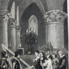 Libros antiguos: M. DE MARLÉS. HISTORIA DE MARIA STUARD, REINA DE ESCOCIA. 1861. Lote 243548655