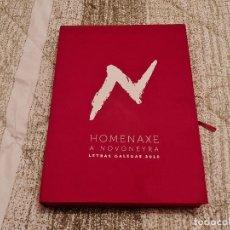 Libros antiguos: HOMENAXE A NOVONEYRA. Lote 243568595