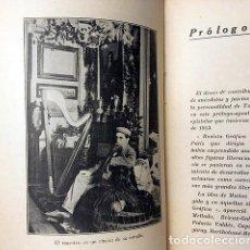 Libros antiguos: TOMÁS BRETÓN (SU VIDA Y SUS OBRAS). 1ª ED. SALCEDO. PARIS. FRANCO-IBERO AMERICANA. ILUSTRACIONES. RE. Lote 244996370