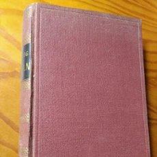 Libros antiguos: LINCOLN, E. LUDWING - TAPA DURA CON FOTOS ED. JUVENTUD -. Lote 245003990