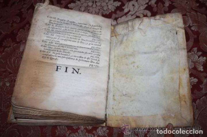 Libros antiguos: HEROICA VIDA Y EXEMPLARES DE FRANCISCO DE QUERALT. MIGUEL CONILL. 1736. - Foto 6 - 245768825
