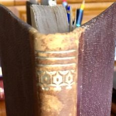 Libros antiguos: ZARAGOZA- VIDA DE SAN FRANCISCO DE SALES- MARSOLLIER- 1835. Lote 245952260