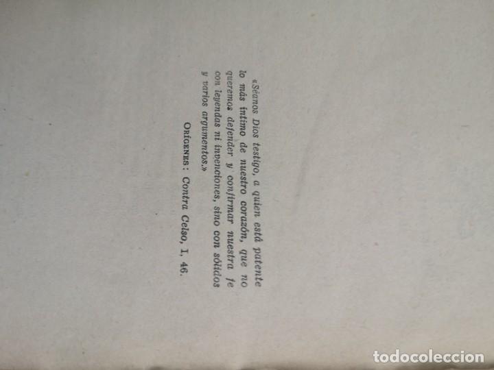 Libros antiguos: La Roma pagana y el cristianismo - Foto 6 - 247260995