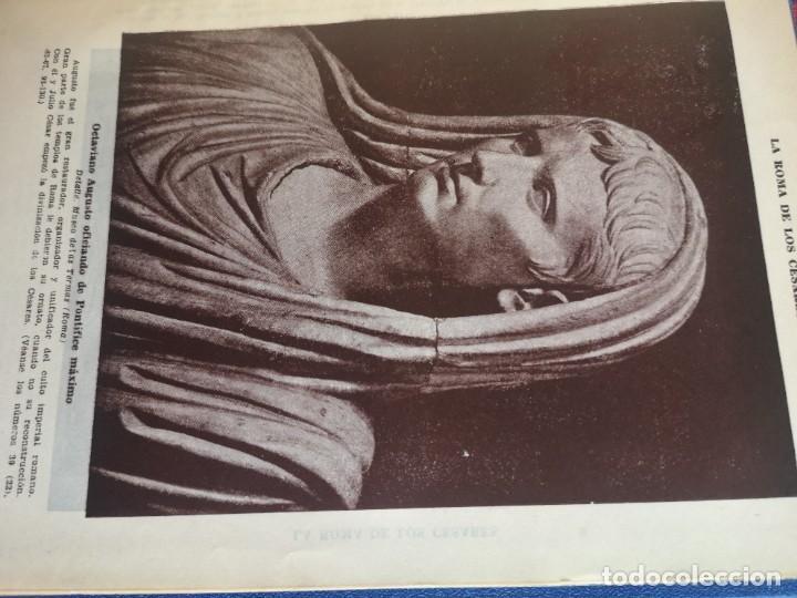 Libros antiguos: La Roma pagana y el cristianismo - Foto 10 - 247260995