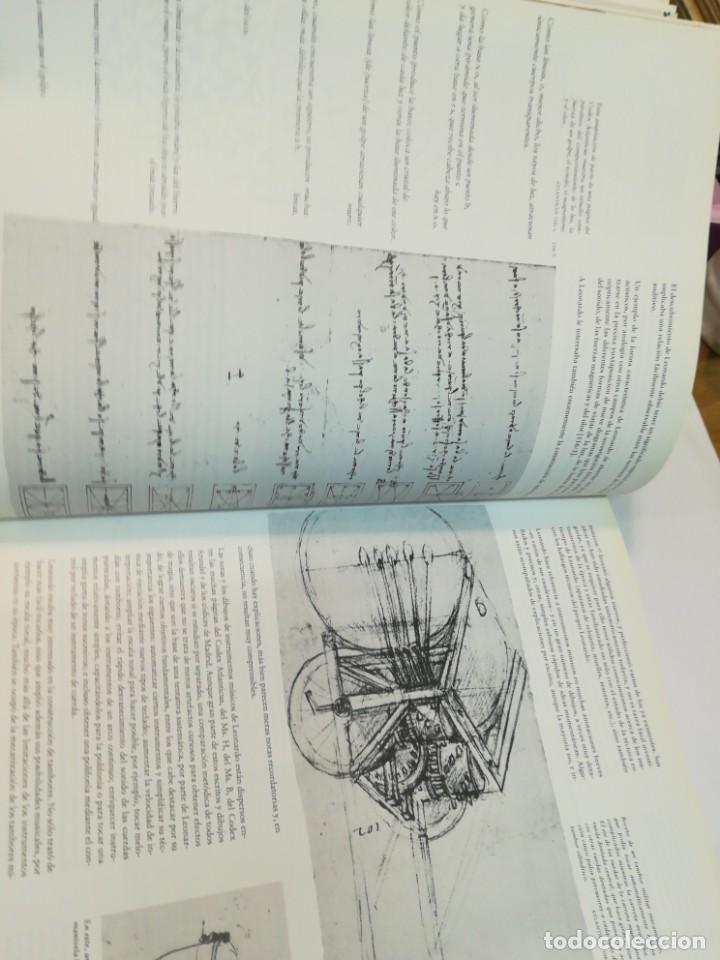 Libros antiguos: Leonardo, el desconocido SA3358 - Foto 3 - 250122255
