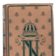 Livros antigos: NAPOLEON III TOMO III IMBERT DE SAINT-AMAND. MONTANER Y SIMÓN 1899. Lote 255376425