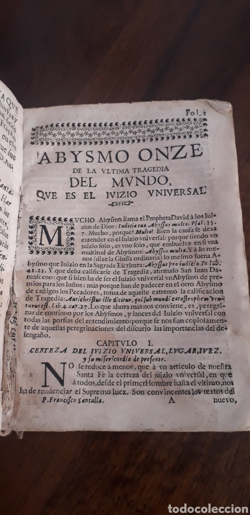 Libros antiguos: PERE del ABISMO- Fancisco Santalla - Foto 2 - 259273210