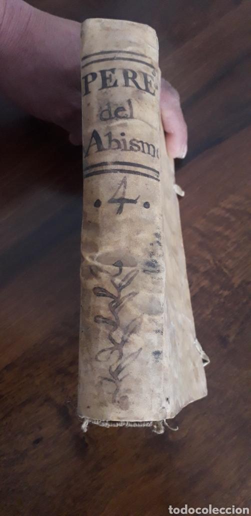 Libros antiguos: PERE del ABISMO- Fancisco Santalla - Foto 3 - 259273210