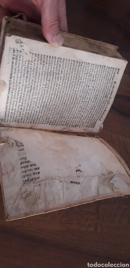 Libros antiguos: PERE del ABISMO- Fancisco Santalla - Foto 4 - 259273210