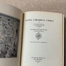 Livros antigos: DANIEL URRABIETA VIERGE - ELIZABETH BU GUÉ TRAPIER - NY 1936. Lote 264066980