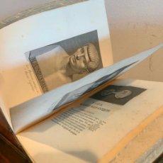 Libri antichi: VIDA MIGUEL DE CERVANTES 1819 CON GENEOLOGIA. Lote 265923173