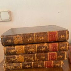 Libri antichi: HISTORIA DE LA VIDA DE MARCO TULIO CICERÓN. Lote 265923618