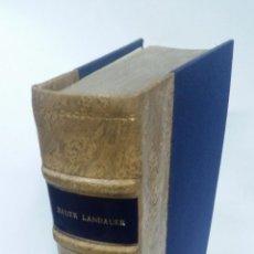 Libros antiguos: 1921 - BAUER - DON FRANCISCO DE BENAVIDES, CUATRALVO DE LAS GALERAS DE ESPAÑA. Lote 267822259