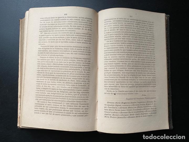 Libros antiguos: HISTORIA DE SANTA JUANA FRANCISCA FREMIOT. EM. BOUGAUD. 2ª ED. TOMO II. MADRID, 1880 - Foto 8 - 268036824
