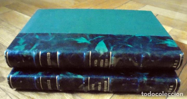 LA VIDA AMOROSA DE LUIS XIV Y LA VIDA AMOROSA DE MADAME POMPADOUR (Libros Antiguos, Raros y Curiosos - Biografías )