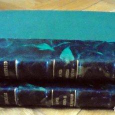 Libros antiguos: LA VIDA AMOROSA DE LUIS XIV Y LA VIDA AMOROSA DE MADAME POMPADOUR. Lote 269118958