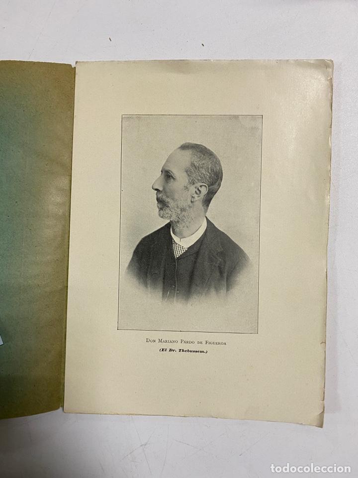 Libros antiguos: AÑADIDURA A NOTAS BIBLIOGRAFICAS DE MEDINA SIDONIA. DOCTOR THEBUSSEM. MADRID, 1910. PAGS: 69 - Foto 3 - 269356318